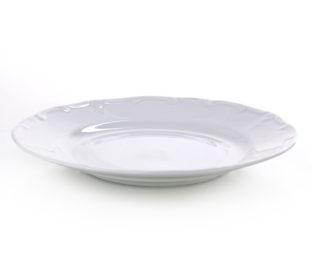 """Набор тарелок 19см.6шт.""""Недекорированный"""""""