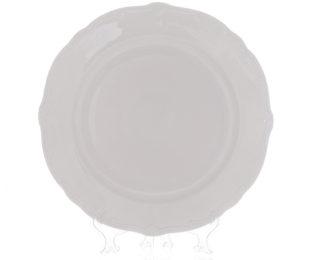"""Набор тарелок 24см.6шт.""""Недекорированный"""""""
