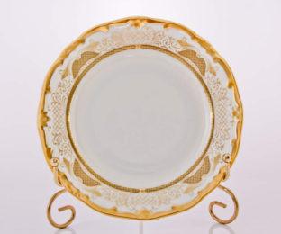 """Набор тарелок 17см.6шт.""""Симфония Золотая"""""""