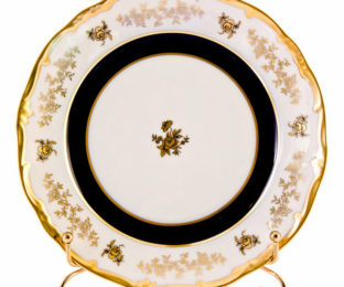 """Набор тарелок 22см. 6шт. """"Анна Амалия"""""""