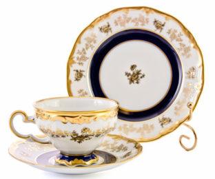 """Набор чайный 210мл. на 6перс. 18 пред. """"Анна Амалия"""" подарочный"""