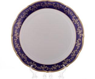 "Набор тарелок 24см. 6шт.""Борокко кобальт 202"""