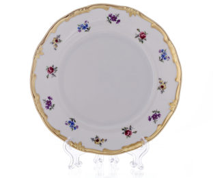 "Набор тарелок 19см.6шт.""Мейсенский цветок"""