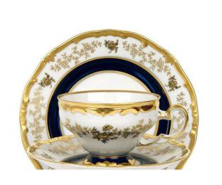 """Набор чайный 210мл. на 6перс. 12пред. """"Анна Амалия"""" подарочный"""