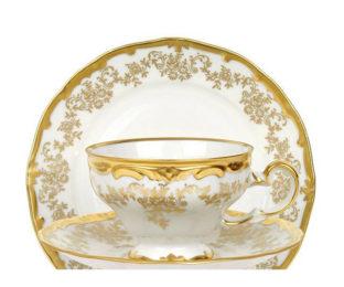 """Набор чайный 210мл.на 6перс.12пред.подарочный """"Кастэл"""""""