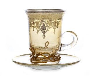 """Набор для чая на 150мл.6перс.12пред.""""Алессия"""""""