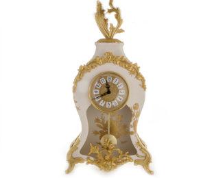 """Часы настольные, подставка, колонна (набор из 3-х предметов) """"Масони"""""""