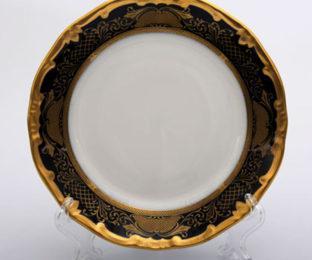 """Набор тарелок 17см.6шт.""""Симфония Кобальт"""""""