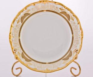 """Набор тарелок 15см.6шт.""""Симфония Золотая"""""""