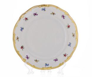 "Набор тарелок 26см.6шт.""Мейсенский цветок"""