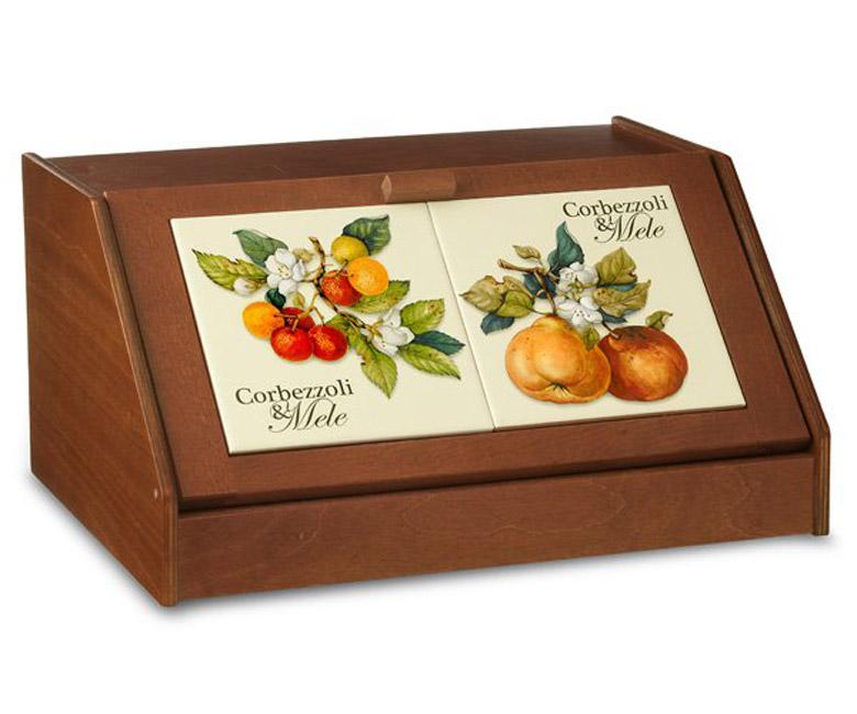 Хлебница Итальянские фрукты