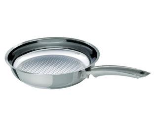Сковорода Fissler, серия  Crispy Steelux Premium