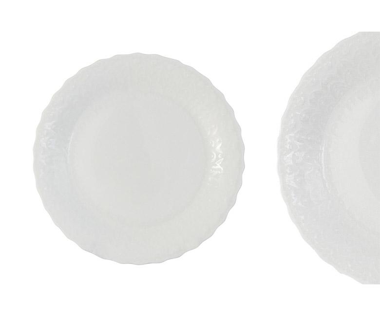 Набор из 6 десертных тарелок Шёлк