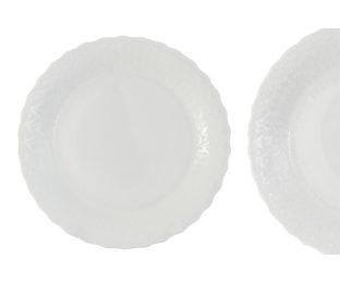Набор из 6 обеденных тарелок Шёлк
