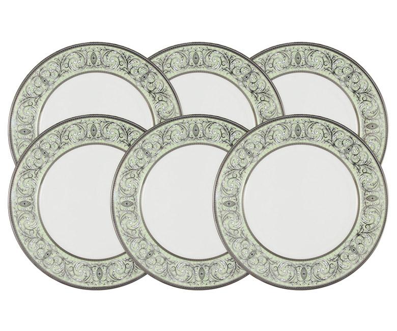 Набор из 6 тарелок Блеск