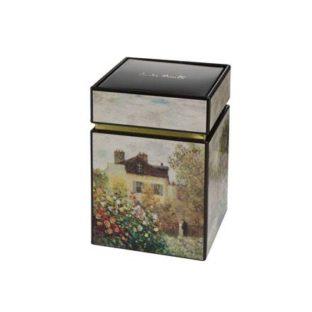 """Металлическая коробка для хранения """"Дом художника"""""""