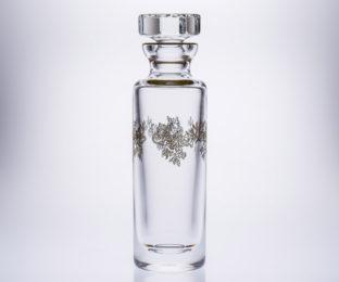 Хрустальный штоф для водки 0,5л Адажио Золото|Платина