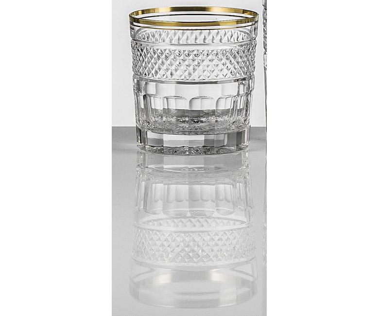 Набор хрустальных бокалов для виски на 6 персон Кантата