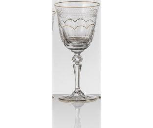 Набор хрустальных бокалов для воды на 6 персон Шенонсо