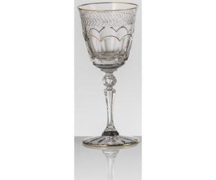 Набор хрустальных бокалов для белого вина на 6 персон Шенонсо