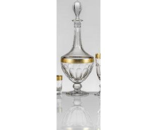 Хрустальный графин для вина (декантер) 0,75л Марго (Margaux)