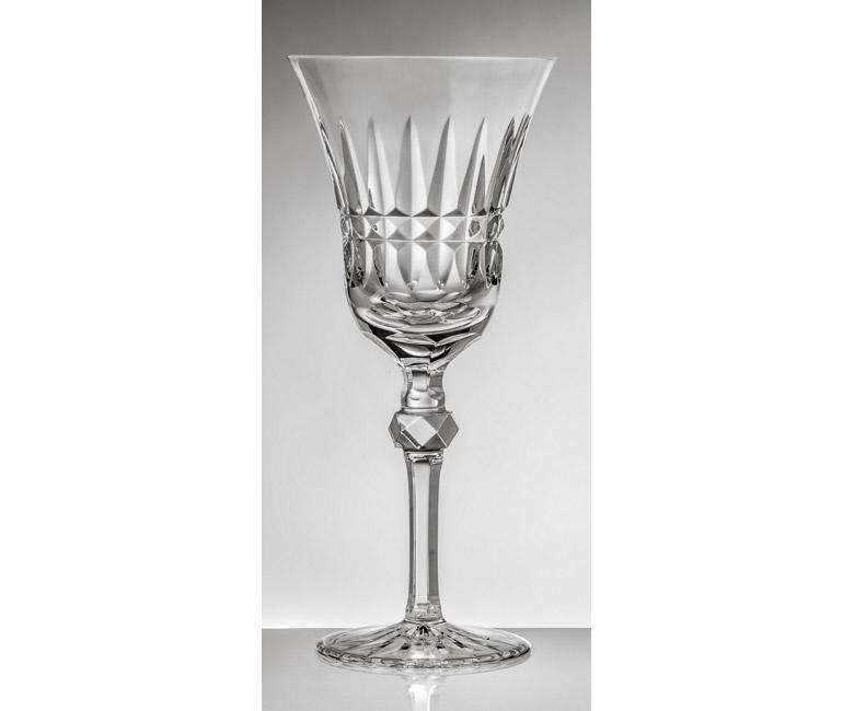 Набор хрустальных бокалов для воды на 6 персон Мелодия