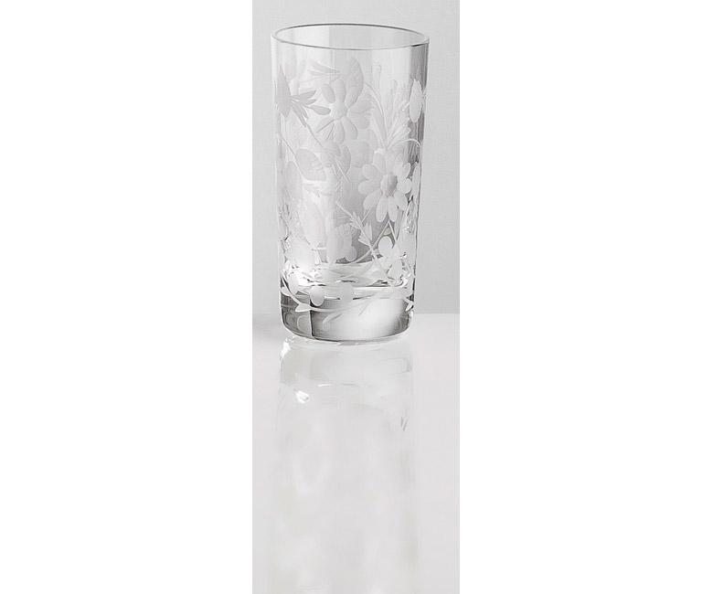 Набор хрустальных стопок для водки на 6 персон Сарабанда