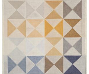 """Хлопковая салфетка из длинных волокон """"Origami"""" 52x52 см Le Jacquard Francais (Франция)"""