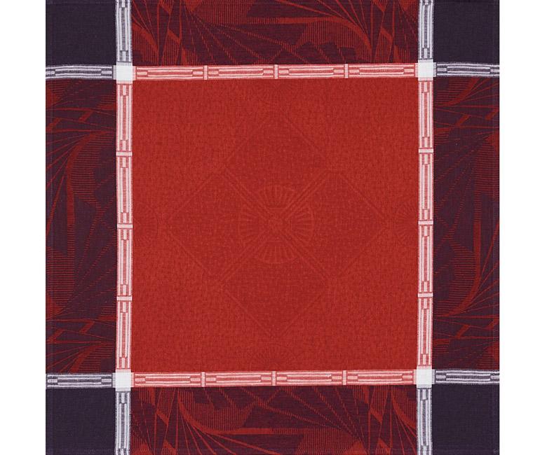"""Смесовая салфетка из длинных волокон хлопка и льна """"Palace"""" 58x58 см Le Jacquard Francais (Франция)"""