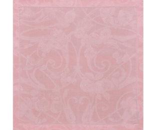 """Льняная салфетка из длинных волокон """"Tivoli"""" 50x50 см Le Jacquard Francais (Франция)"""